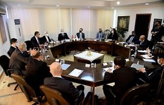 """Kılıç: """"Kıbrıs Türkü'nün davası hakları, amasız fakatsız her zaman arkasında durduğumuz, duracağımız bir davadır"""""""