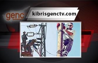 Bafra ve Vadili'de elektrik kesintisi