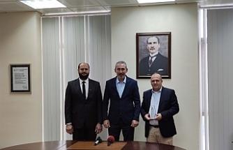 Barutcu, Genel Müdürlük görevini İnanç Babaliki'ye devretti