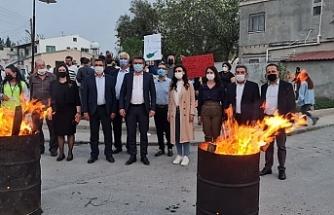 "CTP'den Dikmen'de ""Barış ateşi"""