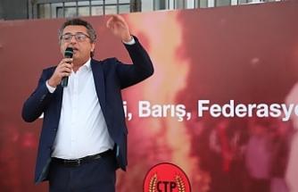 """CTP'den Gazimağusa ve Lefke'de """"Barış ateşi"""" etkinliği"""