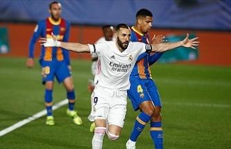 El Clasico'yu kazanan Real Madrid liderliğe yükseldi