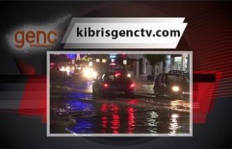 En çok yağış Kozanköy'e