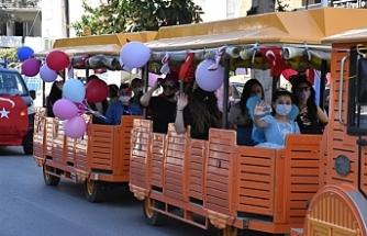 Girne'de 23 Nisan etkinliği