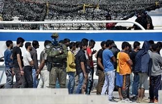 Güney Kıbrıs'ta 12 binden fazla Suriyeli