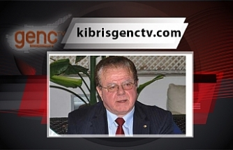 """""""Kıbrıs'ta güçlü, kalıcı ve sürdürülebilir çözüm iki devlet esasına dayalıdır"""""""
