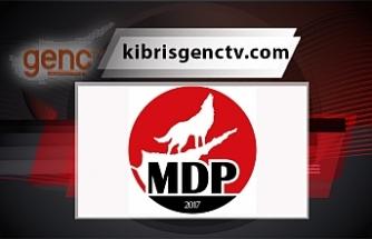 """MDP: """"Anayasa Mahkemesi kararıyla ilgili tam bilgi sahibi olmadan açıklamalar yapılıyor"""""""