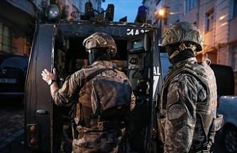 Sedat Peker'in elebaşı olduğu belirtilen organize suç örgütüne yönelik operasyon