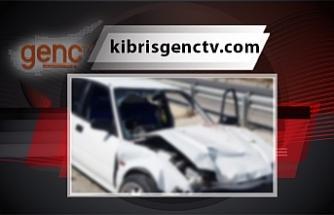 Son bir haftada 43 trafik kazası