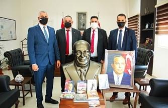 Antalya'da açılacak kütüphanede KKTC köşesi olacak