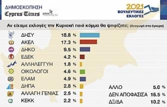Güneyde seçim anketi