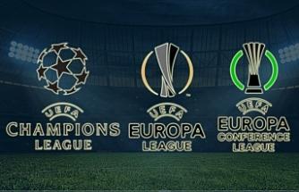 Hangi takım, hangi kupada yarışacak?