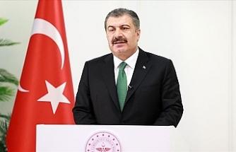 Haziran sonuna kadar 30 Milyon aşı Türkiye'ye gidiyor