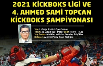 İlk Kickboks müsabakaları 30 Mayıs'ta yapılıyor
