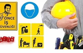 İş Sağlığı ve Güvenliği Haftasında etkinlikler