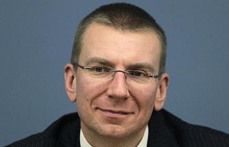 Letonya Dışişleri Bakanı Güneyde temaslarda bulunacak