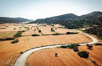 322 kilometrelik köy yolu iki yıl içerisinde yenilenecek