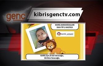 Ankara'da tedavisi süren minik Karel yardım bekliyor