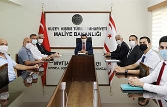 Bakan Oğuz, Sanayi Odası yeni Yönetim Kurulunu kabul etti