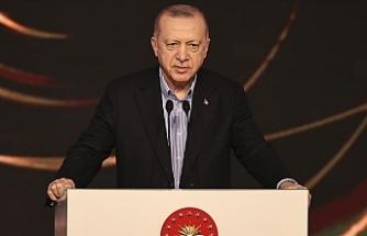 """Erdoğan: """"Egemen eşitliğe dayalı iki devletli çözüm önerisini destekliyoruz"""""""