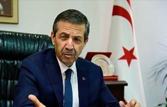 """Ertuğruloğlu: """"Maraş'ın Rum tarafına iadesi söz konusu değildir"""""""