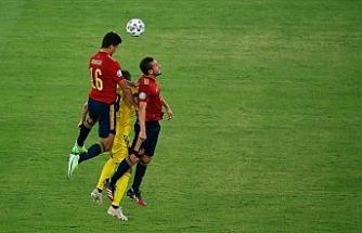 İspanya:0 - İsveç: 0