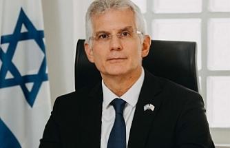 İsrail'in Güney Kıbrıs Büyükelçisi'nden açıklamalar