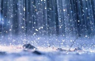 Kaleburnu'nda metrekareye 2 kilogram yağış