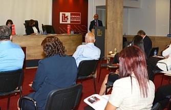 Limasol Bankası, Yıllık Genel Kurulu'nu Covid 19 önlemleri çerçevesinde gerçekleştirdi