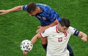 Polonya: 1 Slovakya: 2