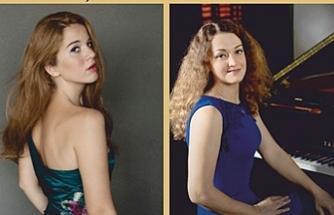 Soprano Sermin Dikmen Töre- Piyanist Yuliya Starastsenkava Şan Resitali