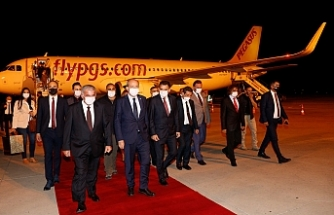 """Tatar yurda döndü..""""Borrell Antalya'da yan yana gelmek istemedi"""""""