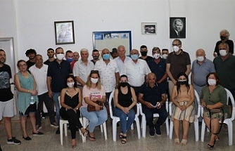 TDP Güzelyurt İlçe Kongresi yapıldı