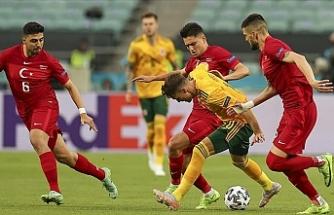 Türkiye, ikinci maçında Galler'e yenildi
