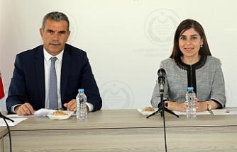 Türkiye-KKTC Parlamentolar Arası Dostluk Grubu Yönetim Kurulu bugün toplandı