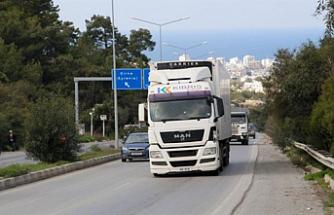 Yol ağır vasıtalara yeniden kapatıldı