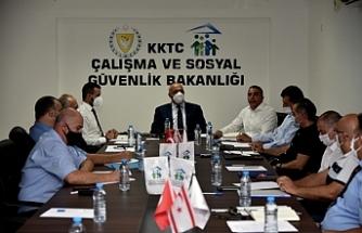 Asgari Ücret Saptama Komisyonu toplandı