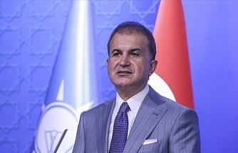 """Çelik: """"BMGK Başkanlığı tarafından yapılan açıklamayı tümüyle reddediyoruz"""""""