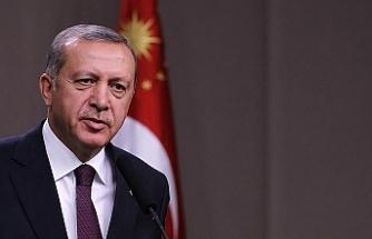 """Erdoğan: """"Orman yangınlarının kontrol altına alınması için devlet tüm imkanlarıyla seferber oldu"""""""