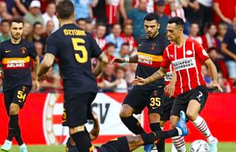 Galatasaray'a Hollanda'da şok...