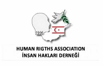 İnsan Hakları Derneği'nden BM'ye çağrı