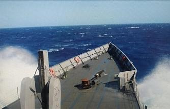 Kaş açıklarında göçmen teknesi battı