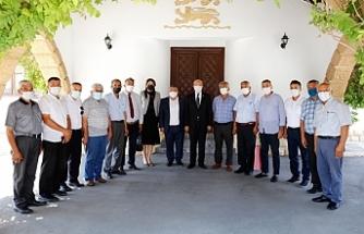 """Tatar: """"Maraş açılımı, insanlığa bir katkı"""""""