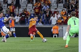 Galatasaray, istediğini alamadı