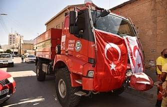 KKTC'den Türkiye'deki yangınlar için araç ve personel gönderiliyor