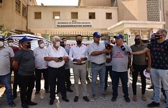 Tel Sen'den uyarı grevi