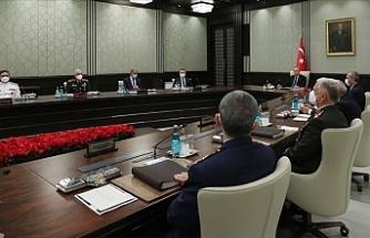 Türkiye MGK'da Kıbrıs vurgusu