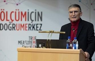 """Aziz Sancar: """"Kanun zorlamasa bile aşı olmak gerek"""""""