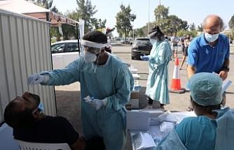 Güney Kıbrıs'ta bugün yapılan testlerin sonuçları açıklandı