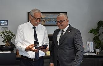 Güngördü, Sivil Savunma Teşkilatı Başkanı Atilla Karaca ile görüştü